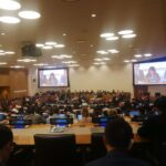 First Intergovernmental Conference Comes to a Close